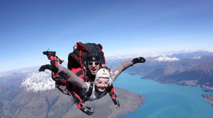 The Best Adrenaline Activities in New Zealand