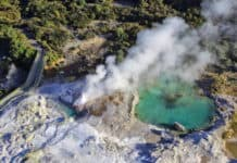 The wild and wonderful geothermal valley at Te Puia