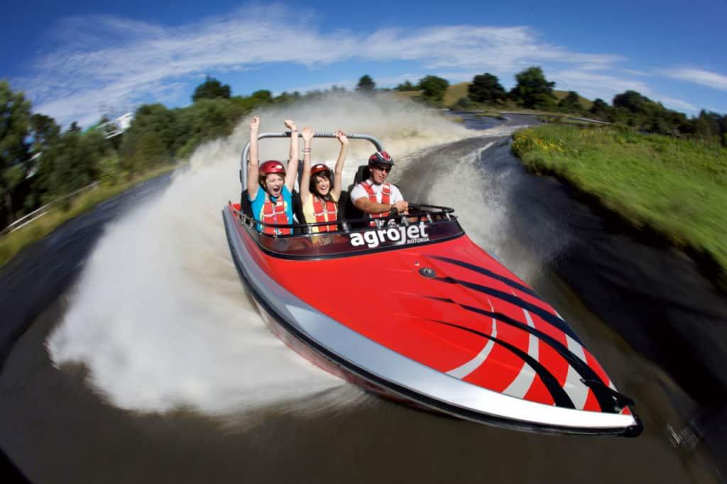 agrojet sprint boat rotorua