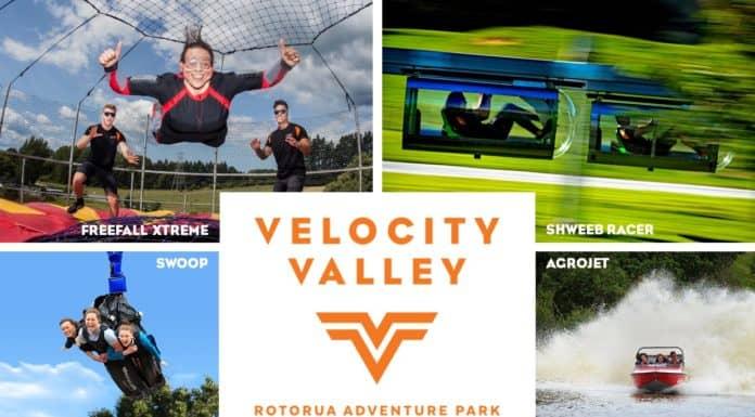 velocity valley rotorua