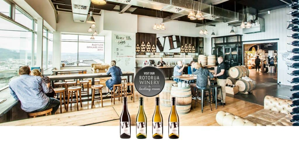 volcanic hills winery rotorua-tasting-room