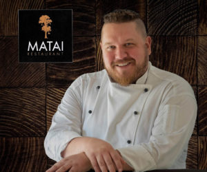 Jan Charvát – Head Chef (Evenings) - Matai Restaurant - Regal Palms Resort Rotorua