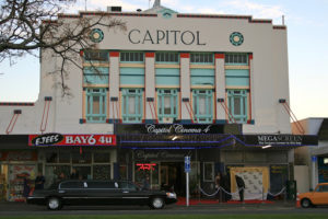 te puke cinema Capitol Cinema 4